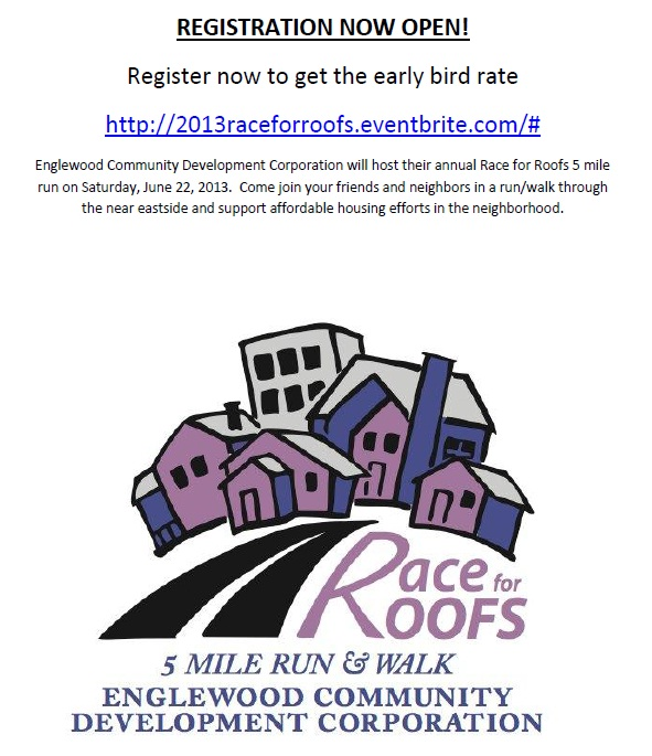 Race for Roofs registration