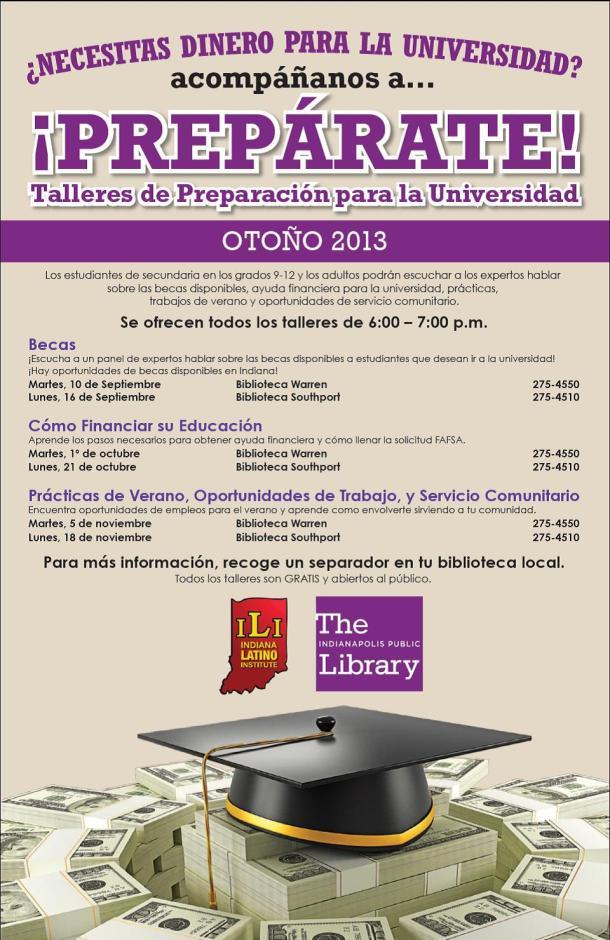 IWC College Prep Spanish