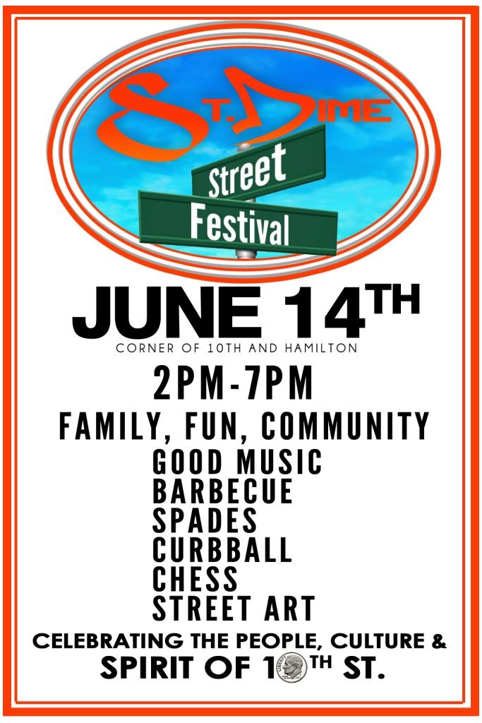 St Dime Street Festival