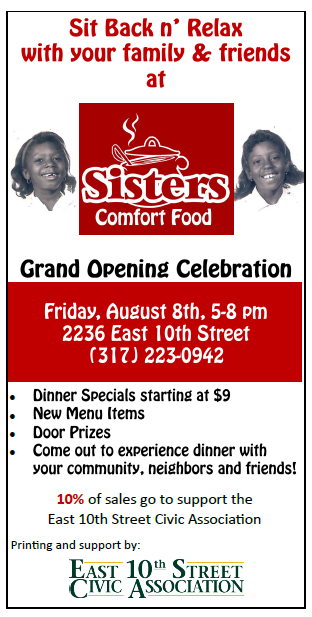 Sisters Grand Opening