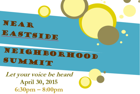 April 30 Neighborhood Summit